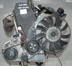 Двигатель в сборе. Volkswagen Passat Двигатели: AZM, BFF