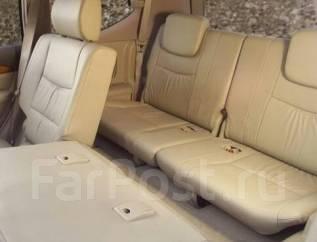 GX-470, Prado 120 третий ряд сидений