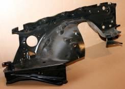 Брызговик(железо) моторный отсек Mercedes-Benz A1246201750
