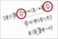 Синхронизатор MERCEDES-BENZ G-CLASS W461 Mercedes-Benz A4172620537