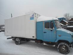 ЗИЛ 5301 Бычок. Зил бычок 22 куба со спальником, 4 750 куб. см., 4 000 кг.