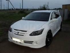 Накладка на фару. Toyota Caldina, AZT241W, ST246W, ZZT241W, AZT246W. Под заказ