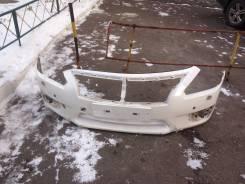 Бампер. Nissan Teana