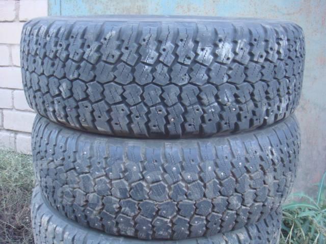 Кама-501. Зимние, шипованные, износ: 30%, 4 шт