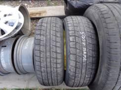 Bridgestone B360. Всесезонные, износ: 80%, 2 шт