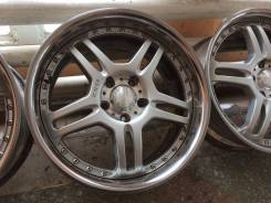 Sparco. 7.5/8.5x18, 5x114.30, ET45/45, ЦО 73,0 мм.