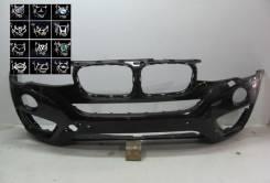 Бампер передний BMW X4 F26 51117338543