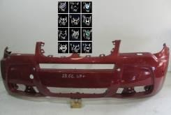 Бампер передний BMW X3 E83 M paket 51113424647