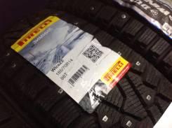 Pirelli Winter Ice Zero. Зимние, шипованные, 2016 год, без износа, 4 шт