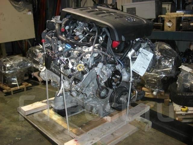 Двигатель 1UR-FSE для Lexus