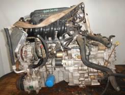 Двигатель. Honda Fit Двигатель L15A