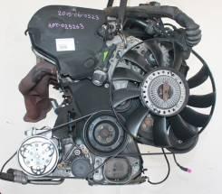 Двигатель. Volkswagen Audi