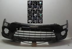 Бампер перед mitsubishi pajero Спорт 2 6400F817ZZ