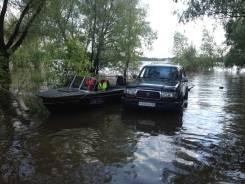 Казанка-5М4. Год: 2011 год, длина 4,50м., двигатель подвесной, 50,00л.с., бензин