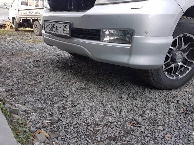 Обвес кузова аэродинамический. Toyota Land Cruiser, GRJ200, J200, URJ200, URJ202, URJ202W, UZJ200, UZJ200W, VDJ200 Двигатели: 1GRFE, 1URFE, 1VDFTV, 2U...