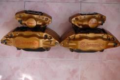 Полный комплект Brembo Gold. Subaru Impreza WRX, GDB, GDA