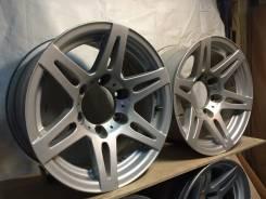 Bridgestone. 7.0x15, 6x139.70, ET5, ЦО 110,0мм.