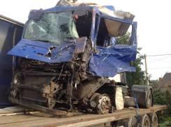 Куплю европейские грузовики на разбор