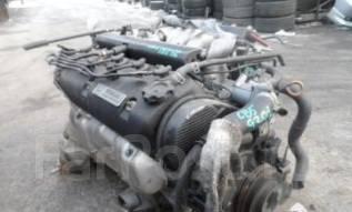 Двигатель в сборе. Honda Ascot, CB3, CB4, CE4, CE5 Двигатели: F20A, G20A, G25A