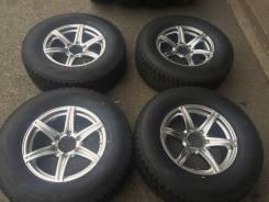 Новый комплект колес 265/70R17 на литье urban sport R17 7.5j +25. 7.5x17 6x139.70 ET25 ЦО 106,2мм.