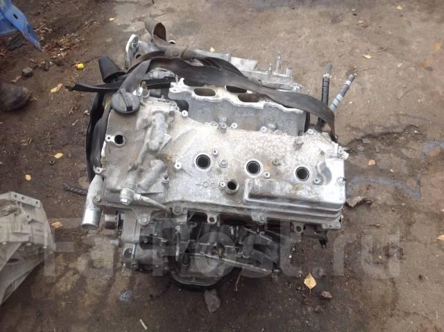 Контрактный (б у) двигатель Тойота 3,5 л. 2GR-FE (Тойота 2GRFE)