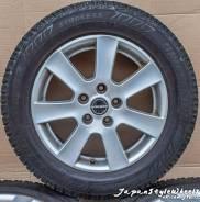"""Borbet 7,5Jх16"""" PCD 5x112 ET38 d66.6 / Bridgestone 225/55 зимa 7мм. 7.5x16 5x112.00 ET38 ЦО 66,6мм."""