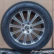 """7Jx17"""" PCD 5x114,3 ET38 / Dunlop 225/65R17 зима 8-9мм. 7.0x17 5x114.30 ET38"""