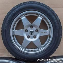 Tecmag Type 206R 7,5JxR16 PCD 5x112 ET45 d57.1 Yokohama 215/55R16 93Q. 7.5x16 5x112.00 ET45 ЦО 57,1мм.