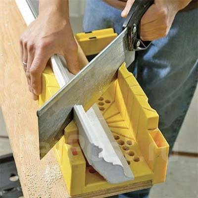 - Comment couper les plinthes dans les angles ...