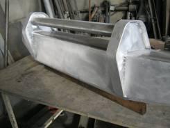 Изготовление металлических бамперов