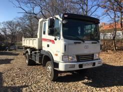 Hyundai Mega Truck. Самосвал 5 тонн (Аналог HD-120), 5 900 куб. см., 5 000 кг.