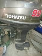 Tohatsu. 15,00л.с., 2х тактный, бензин, нога S (381 мм), Год: 1999 год