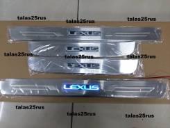 Порог пластиковый. Lexus RX330, MCU38 Lexus RX350, GSU35, GSU30 Lexus RX400h, MHU38