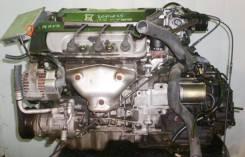 Двигатель в сборе. Honda Odyssey, RA5 Двигатель J30A