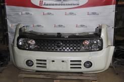 Ноускат. Nissan Cube, YZ11, BNZ11, BZ11 Nissan Cube Cubic, BGZ11, YGZ11, YGNZ11 Двигатели: CR14DE, HR15DE
