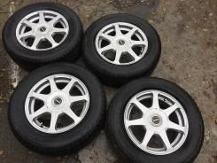 Bridgestone FEID. 6.0x15, 5x100.00, 5x114.30, ET43, ЦО 73,0мм.