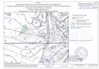 Продаётся земельный участок в п. Перевозное, Хасанского района. 3 000 кв.м., аренда, электричество, от частного лица (собственник). Схема участка