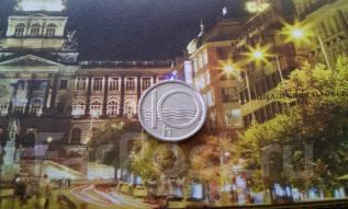 Чехия. 10 геллеров 2002 года.