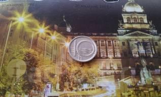 Чехия. 10 геллеров 1999 года.