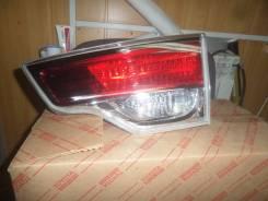 Вставка багажника. Toyota Highlander, GSU55L, GSU55