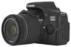 Canon EOS 750D Kit. Под заказ