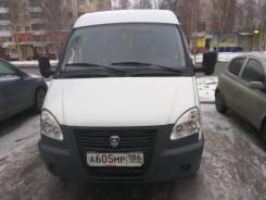 ГАЗ Газель Пассажирская. Продается новая пассажирская газель, 2 890 куб. см., 12 мест