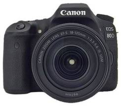 Canon EOS 80D Kit + 18-135 IS USM. Под заказ