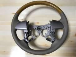 Руль. Toyota: Corolla, Highlander, Noah, Estima Hybrid, Allion, Blade, Premio, Corolla Axio, Camry, Voxy, Mark X Zio, Auris Двигатели: 1NRFE, 2AZFE, 2...