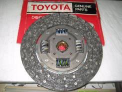 Диск сцепления. Toyota Land Cruiser, HJ75, BJ73, HJ61, HJ60, HJ47 Двигатели: 12HT, 2H, 3B
