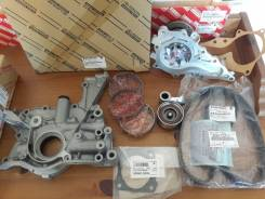 Двигатель в сборе. Toyota: Land Cruiser Prado, Raum, XA, WiLL Vi, Soluna Vios, Echo, Auris, Mark II, Supra, Altezza, Mark II Wagon Blit, Aristo, Veros...