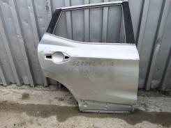 Дверь боковая. Nissan Qashqai, J11