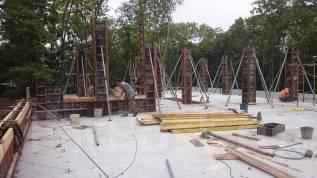 Фундаменты Монолитное строительство