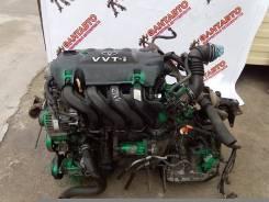 Двигатель. Toyota Corolla Fielder, NZE121 Двигатель 1NZFE