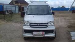 Бампер. Daihatsu Atrai, S220G, S230G Двигатели: EFDET, EFVE